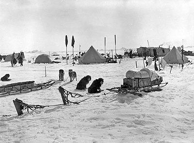 Ocean Camp, 15th December 1915