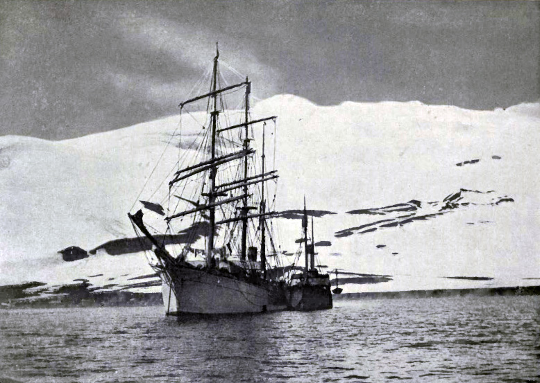 Jean-Baptiste Charcot - Second French Antarctic Expedition 1908