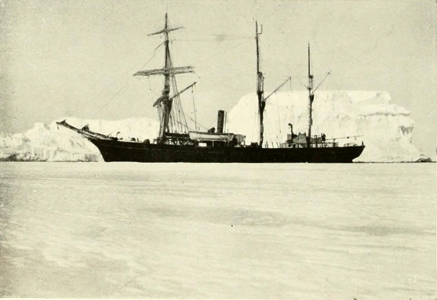 Image result for nimrod ship