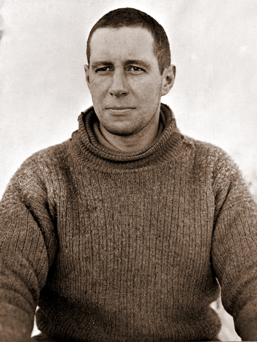 Robert Scott, South Pole Expedition - British Antarctic