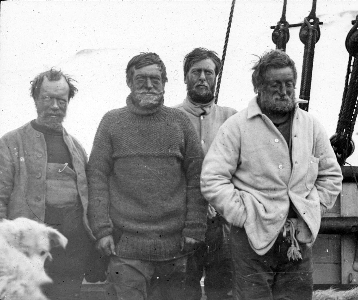 Ernest Shackleton Endurance Crew