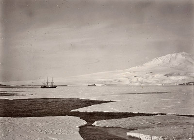 Mount Erebus and the Discovery