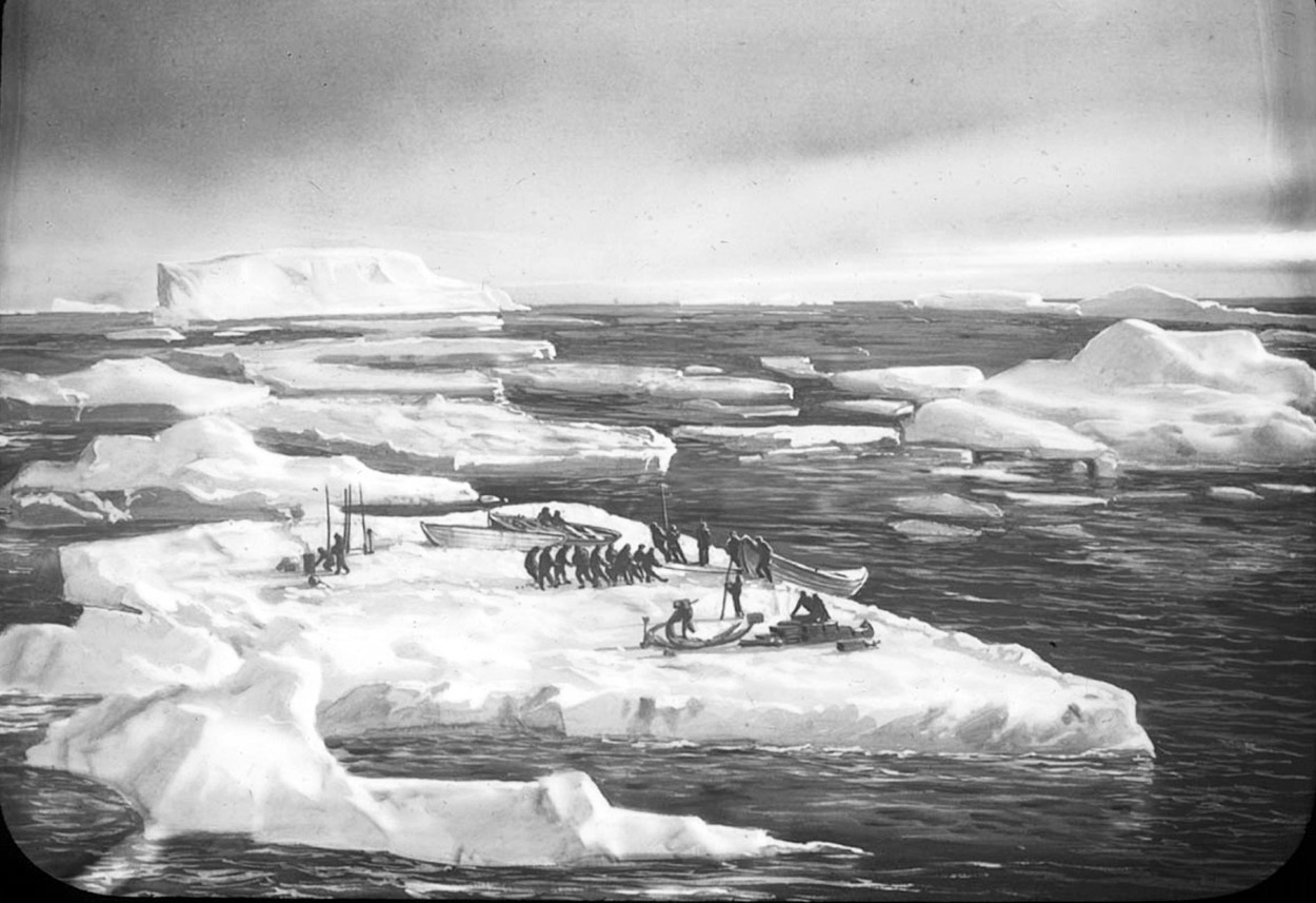 Shackleton - Ernest Shackleton and the Endurance expedition