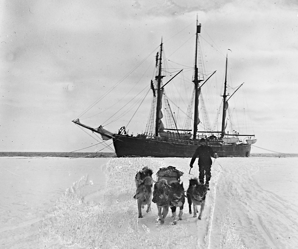 Roald Amundsen, South Pole, Norwegian Antarctic Expedition