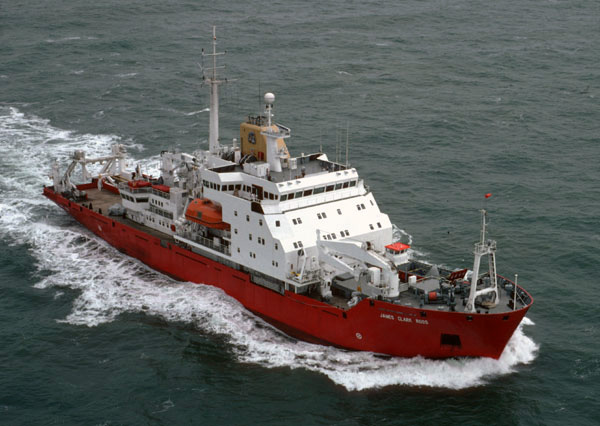 Ice breakers and ice strengthened ships