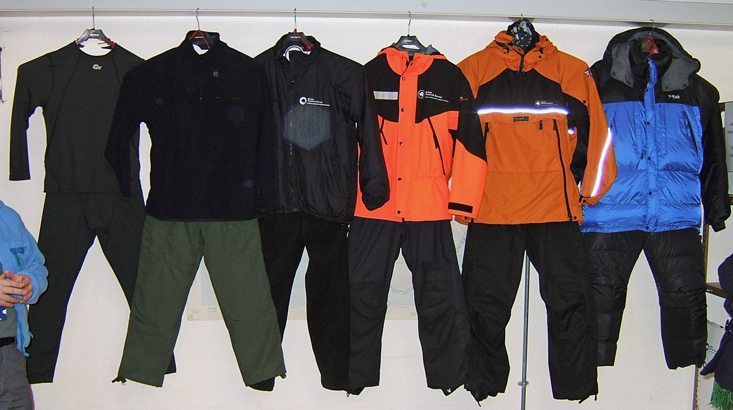 Extreme Cold Weather Clothing Modern Antarctic Apparel