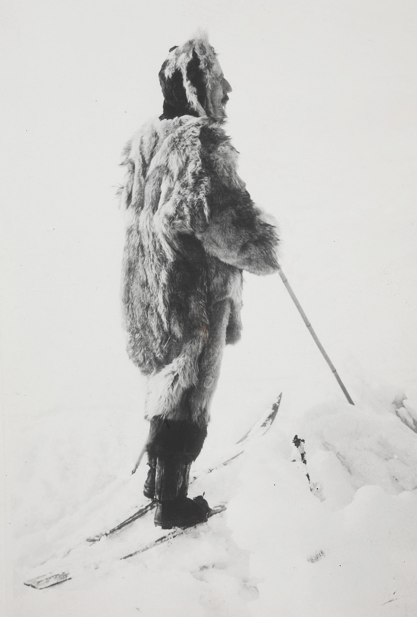 Antarctic Clothing Historical The Evolution And