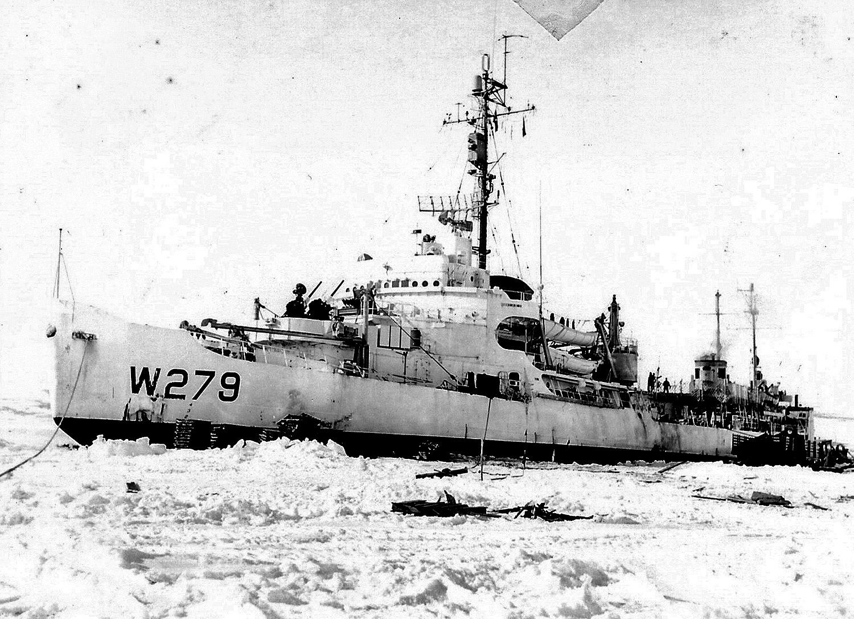 USS ARNEB AKA 56 USN Navy Photo Print US Naval Ship