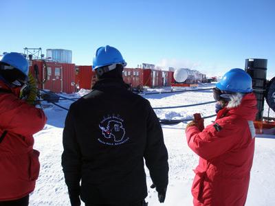 Find a job, work in Antarctica