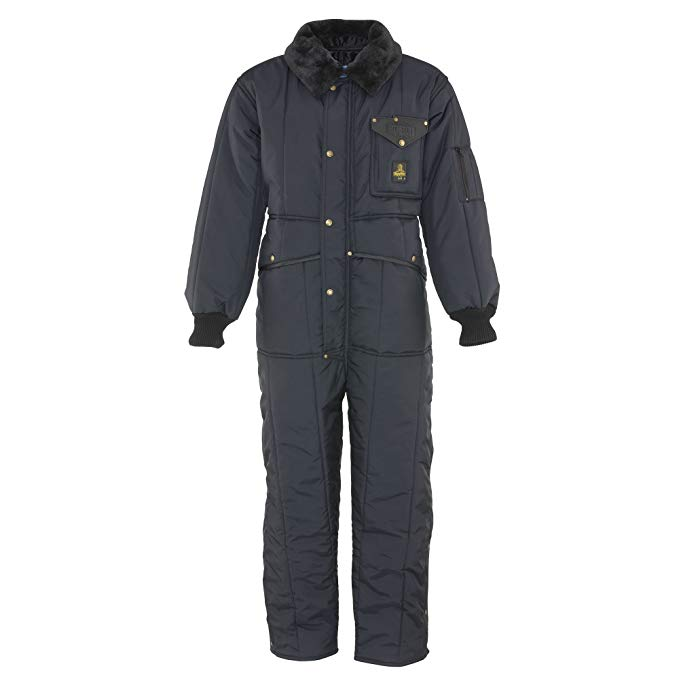 7dc0dc4c59e Men s - Refrigiwear Iron-Tuff Insulated Coveralls -50 Extreme Cold Suit