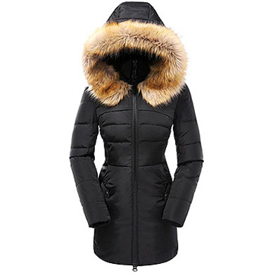 f58b862e3076 Valuker down parka puffer jacket for Women