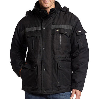 Winter outdoor work jacket