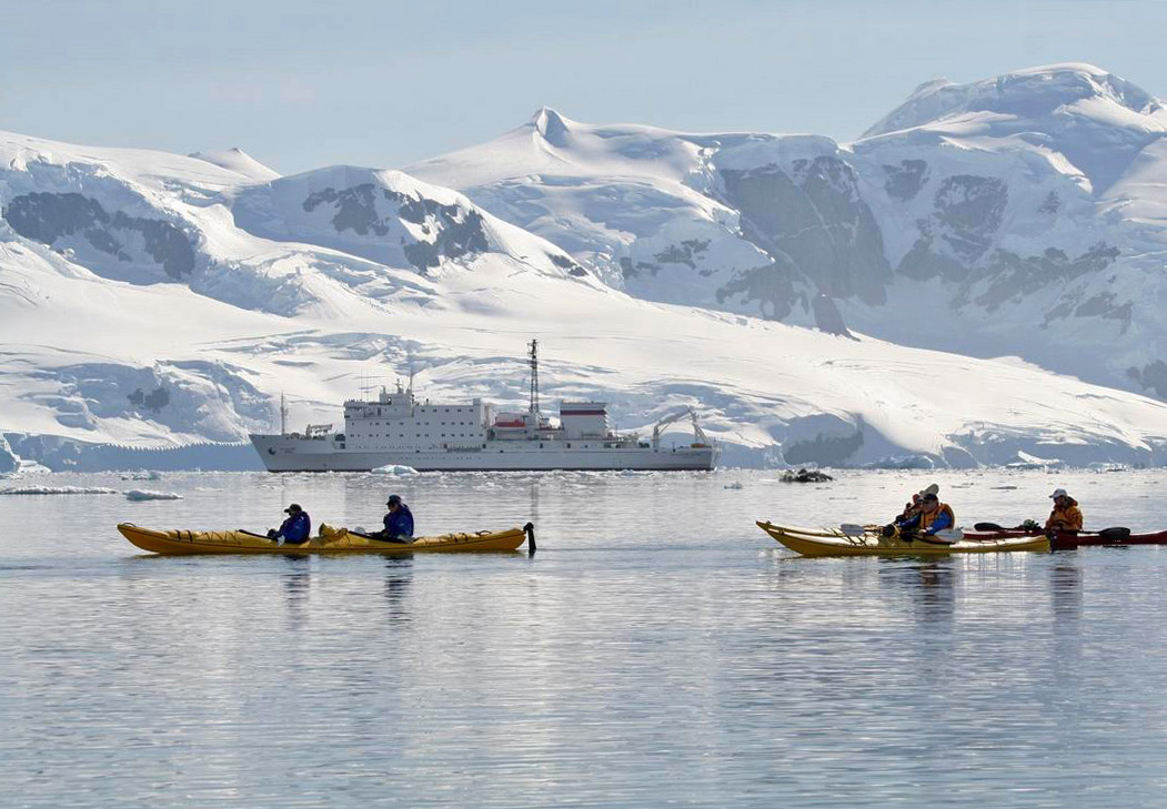 Antarctica Tourism Environmental Impacts