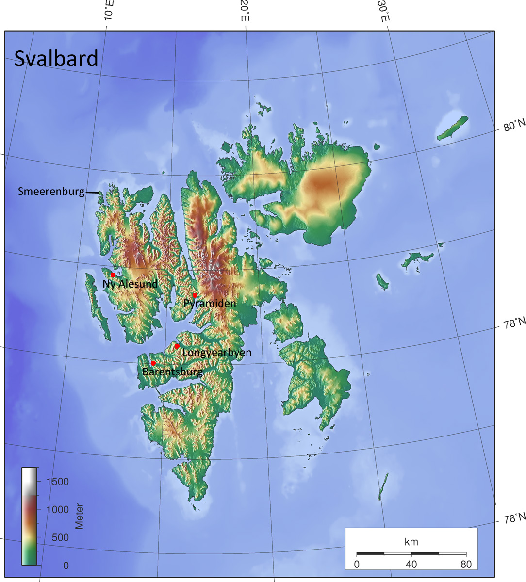 Svalbard Travel A Guide to help plan your Visit to the Arctic