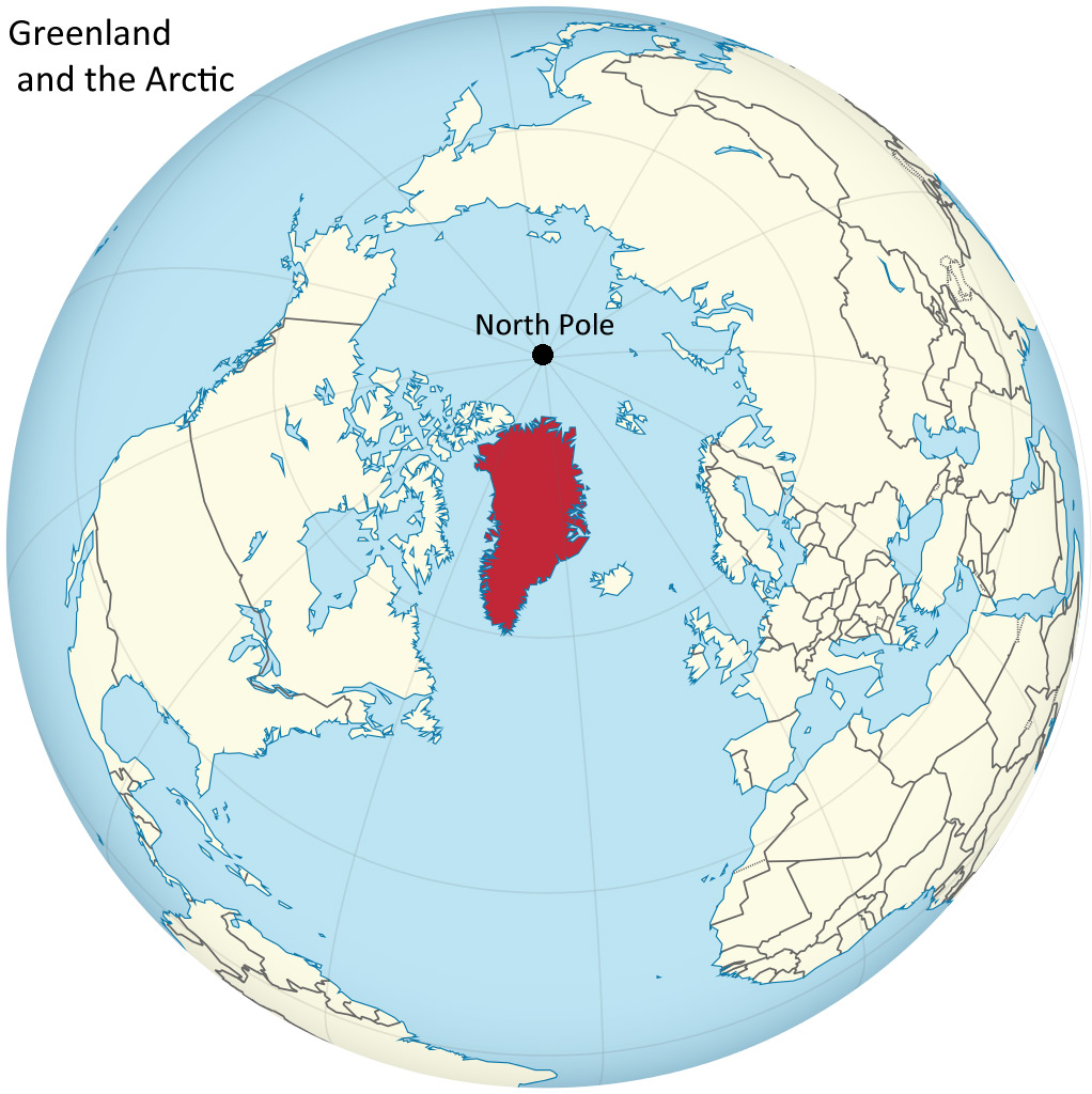 Map Of Canada Greenland And Iceland.Greenland Travel Guide To Help Plan Your Vacation To The Polar North