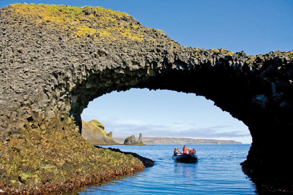 Iceland Cir Navigation Arctic Cruise
