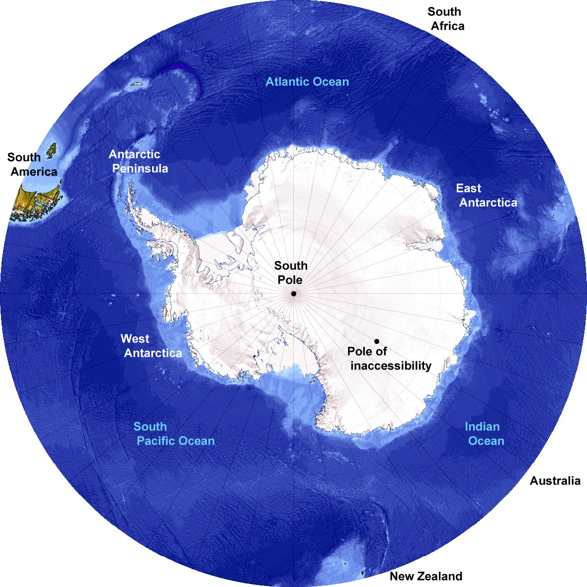 Antarctica Travel - A Guide for Travelling to Antarctica