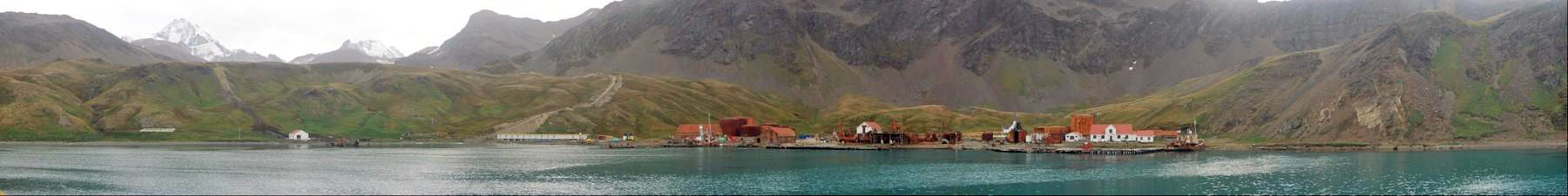 Grytviken ans South Georgia