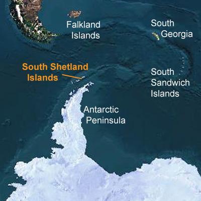 South Sandwich Islands Capital