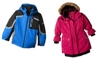 Kids Winter Clothing - Warm Clothes for Cold Weather