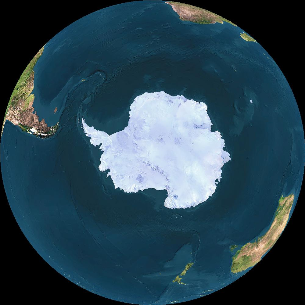 Maps of Antarctica