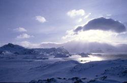 Human Activity Threats Antarctica