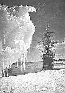 Terra Nova at Ross Island