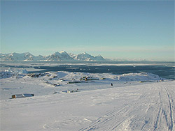 Rothera research station - picture, Jenny Doctor