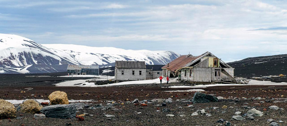 Deception Island, Whalers Bay