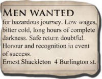 Shackleton, Shirts and Other Clothing