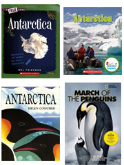 Antarctica Books for Children