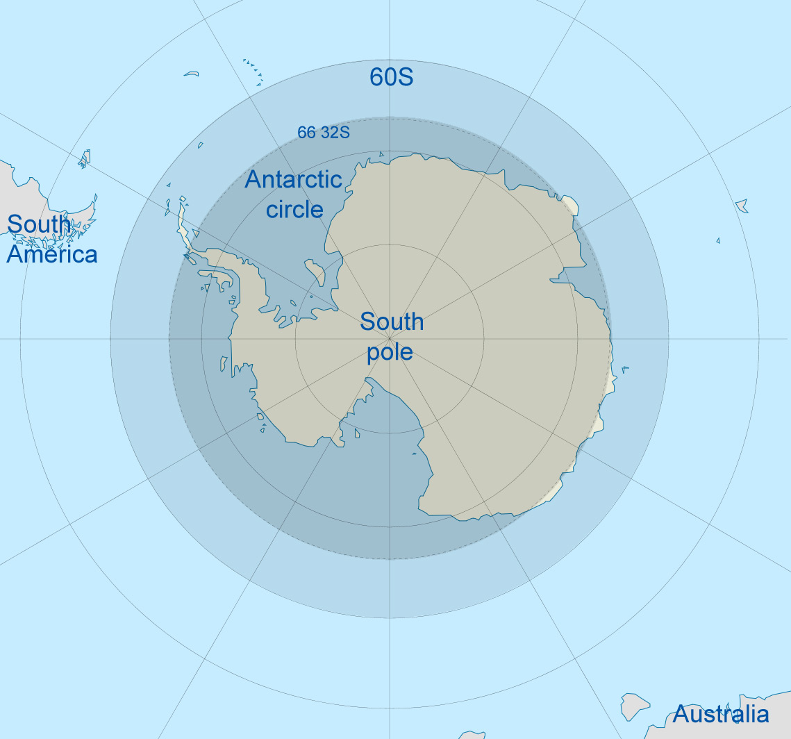 Antarctica Project - Fact File